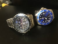 Watches need work.  Niles, 49120