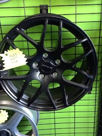 "Mint condition set of used 19"" Braelin Wheels Toronto, M1P 2B4"