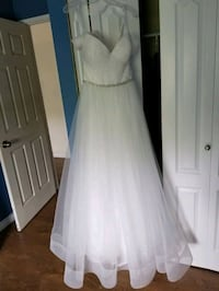 Wedding or prom dress size 10