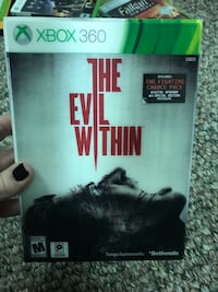 The Evil Within for Xbox 360 Lisle, 60532