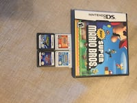 Nintendo 3DS and DS games  Owings Mills, 21117