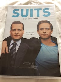 Suits Season One DVD