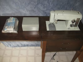 Kenmore Sewing Machine with Table
