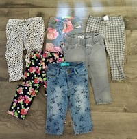 Baby Girls jeans 12-18 months Manalapan, 07726