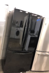 Whirlpool French doors refrigerator  Bowie, 20715
