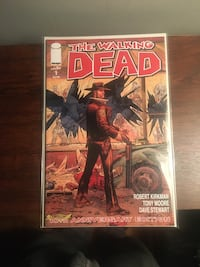 The walking dead 10th anniversary edition