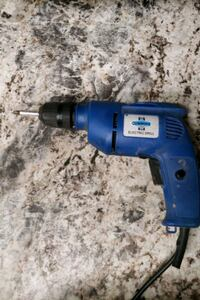Powerful Corded Drill works Pefect