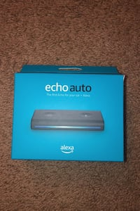 Echo Auto Alexa (Amazon) Glen Burnie
