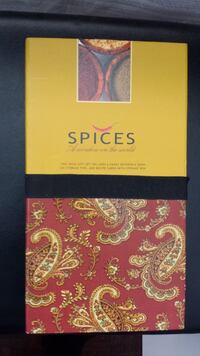 SPICE BOX GIFT SET - BRAND NEW  Toronto