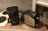Toaster and 5 cup coffee maker  Johns Creek, 30022
