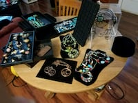 Jewelry Displays, Rolling case, Boxes, Bargain ! Inwood, 25428