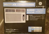 New Window Air Conditioning Unit Only Used 1 Week 63 km
