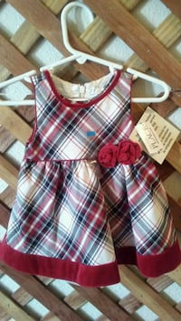 New with tags! 0/3 months, children store, dress San Angelo, 76901