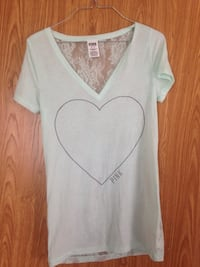 Victoria's Secret pink shirt Size XS  Chicago Heights