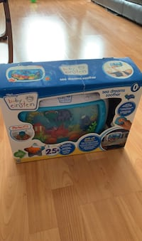 Baby Einstein sea dreams soother  Brampton, L6Y 5B6