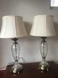 Table lamps  145 mi