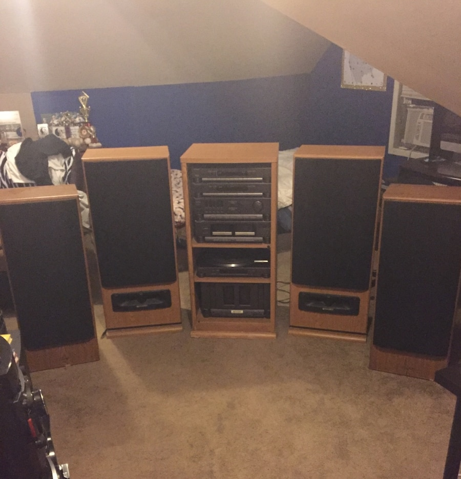 Complete Home Stereo Radio Systems