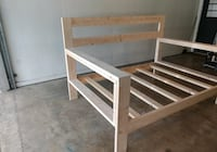 Rustic, Farmhouse, Daybed fullsize. Full size day Tyler