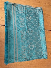Gucci blue colour scarf Richmond Hill, L4E 2T7