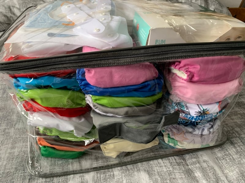 Starter pack of cloth diapers 810156cf-7258-47fa-8ea1-166d9709eac4