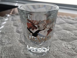 Mini Crystal Designer Glass