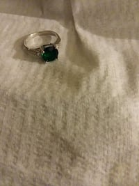 emerald  diamond ring Spokane