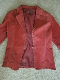 Size M genuine leather blazer Baltimore