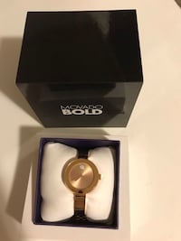 Female Movado Bold Watch (gold color ) Cheney