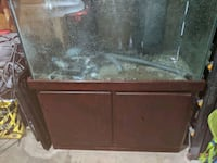 120 gallon Fish tank and Stand New Westminster, V3M 2C8