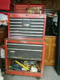 brown and black tool chest Oxnard, 93030