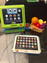 Learning talking toys