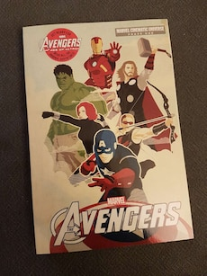 The Avengers - Marvel Cinematic Universe Phase One