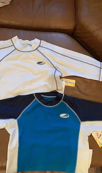 2 Rash Guards with UPF! Derry, 03038