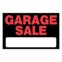 Hi Everyone, me and a few neighbours are hosting a garage sale this Saturday August 18, 8am-1pm on Cynthia Rd with TONS of kids stuff, household stuff, clothing, kitchen stuff Just wanted to let everyone know in case there are avid garage sale hunters in  Toronto, M6N 2P9