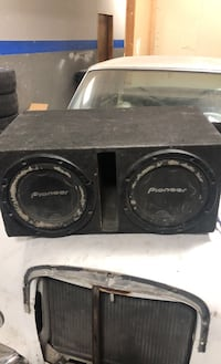 Pioneer two 12s