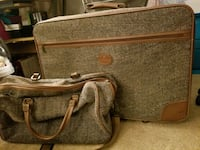Suitcase and dufflebag Alexandria, 22309