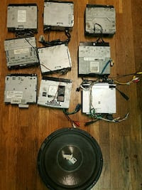 Car Stereos and Sub Woofer Strasburg, 22657