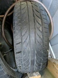 Set of 4 Tires. Great condition. With Rims Hamilton, L8H 6X1