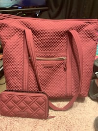 Vera Bradley Tote and Wallet Fort Smith, 72916