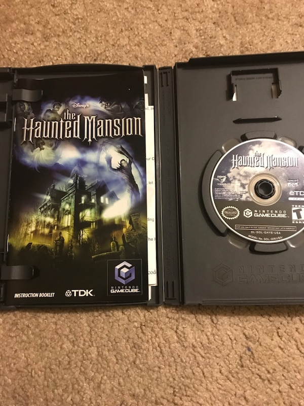 Disney's Hanted Mansion For GameCube/Wii 766766e7-f8f1-4dbe-9f13-f62b6070bcb2