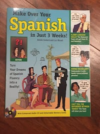 Spanish travel guide Toronto, M1K 4E3