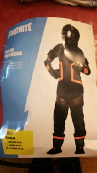 Fornite Halloween Costume. 2018 value at $85.00.