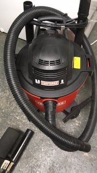 black and red Shop-Vac vacuum cleaner Mineola, 11501