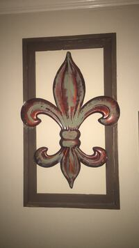 brown and black wooden wall decor Alexandria, 71301