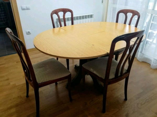 Mesas Comedor Barcelona | Used Mesa Comedor For Sale In Barcelona Letgo