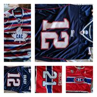 black and blue Adidas jersey shirt Repentigny, J5Y 2Z3