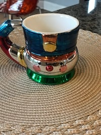 Nutcracker coffee mug - toy soldier cup