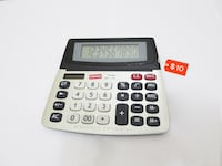 {Brand New} Staples 10-digit display calculator for office / school Vancouver