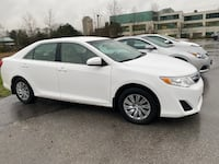 2014 Toyota Camry LE - BLUETOOTH, BACKUP CAMERA AND KEYLESS ENTRY! Burnaby