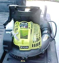 green and black Ryobi pressure washer Phoenix, 85014